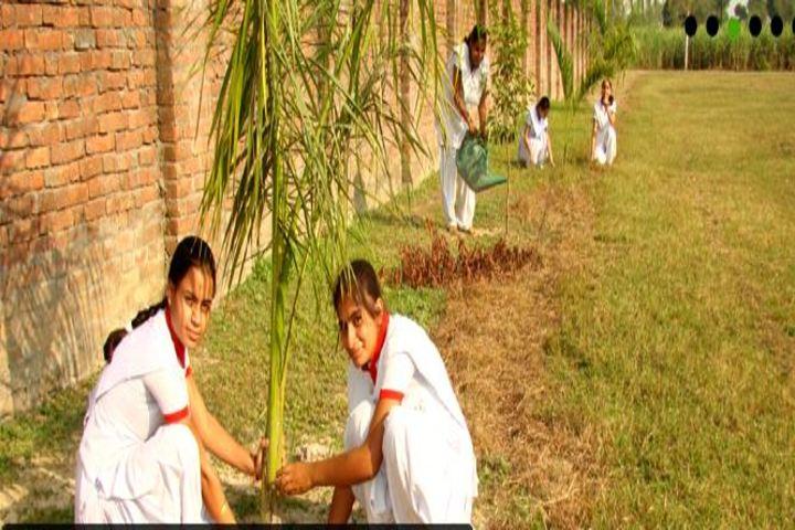 Marwah Modern School-Green day