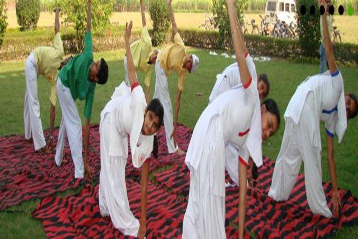 Marwah Modern School-Yoga