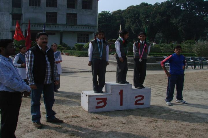 Marwah Modern School-Sports Meet