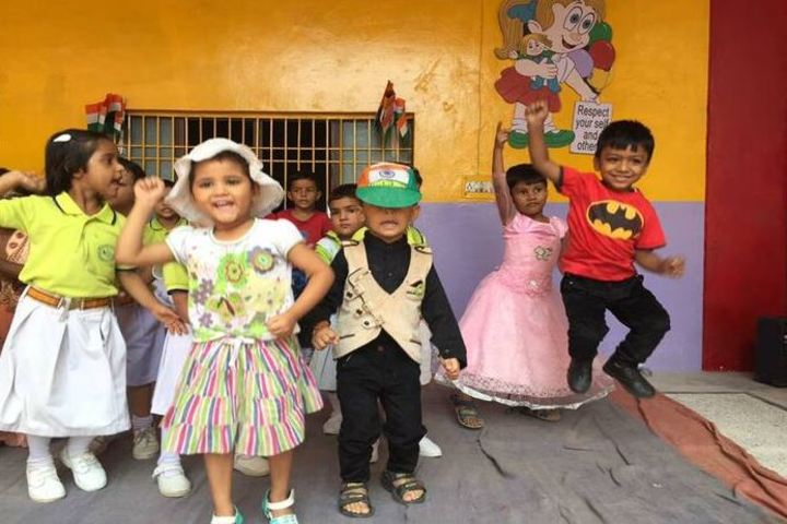Mathura Public School-Junior Wing Games