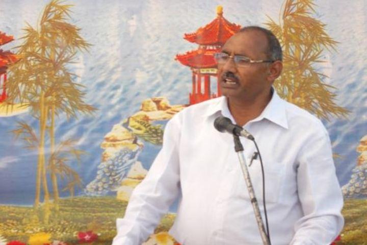 Mathura Public School-Speech