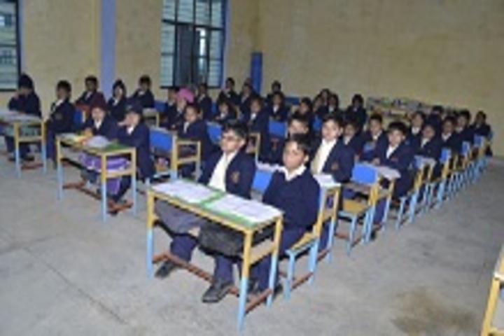 Mathura Public School-Classroom