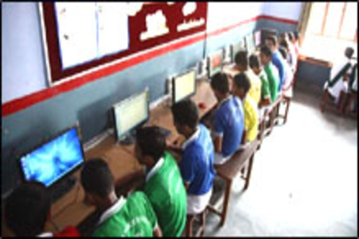 Mathura Public School-Computer lab