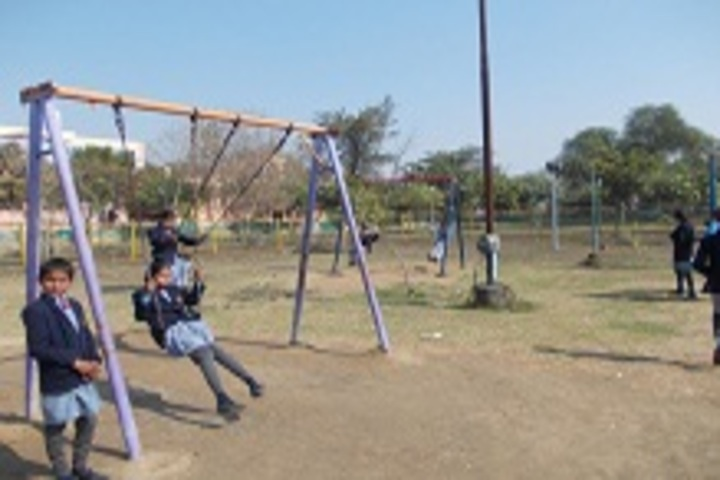 Mathura Public School-Play Area
