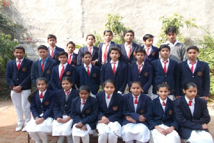 Mathura Public School-Group photo
