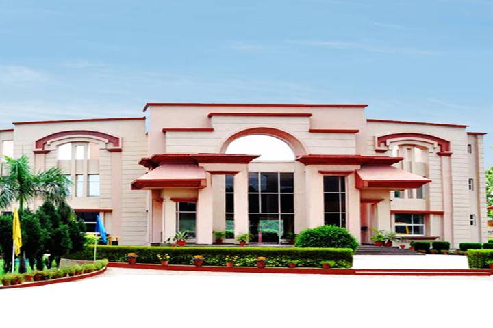 Mayoor School-Campus view