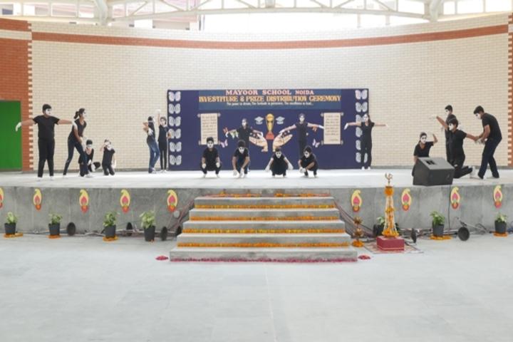 Mayoor School-Investiture Ceremony