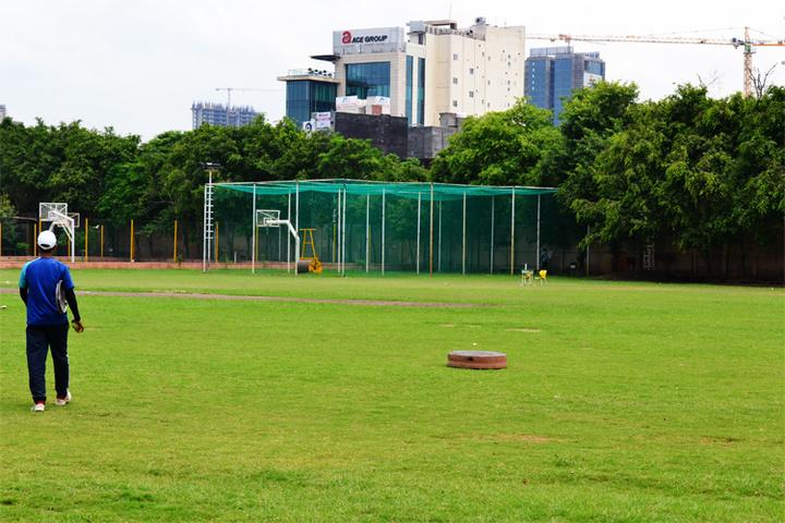 Mayoor School-Playground