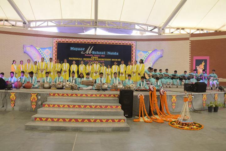 Mayoor School-Science Exhibition