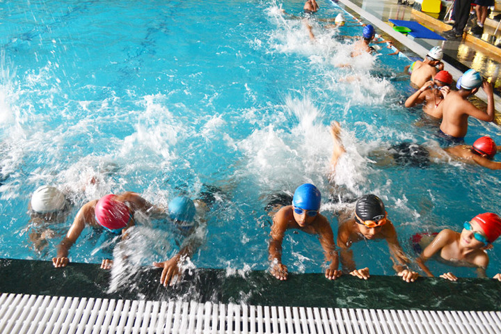 Mayoor School-Swimming pool