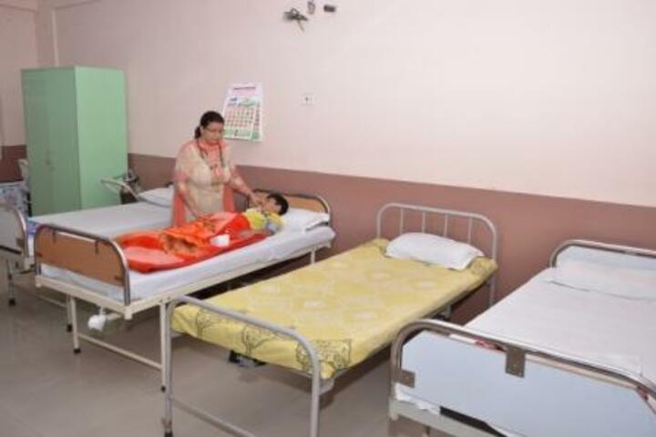 Mayoor School-Medical Facility