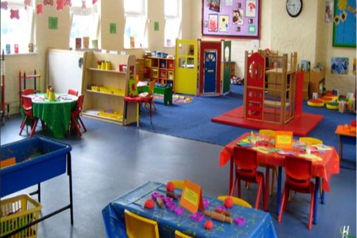 MBS International School-Play Area
