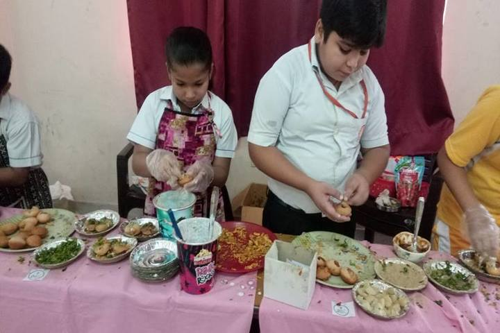 Miet Public School-Culinary