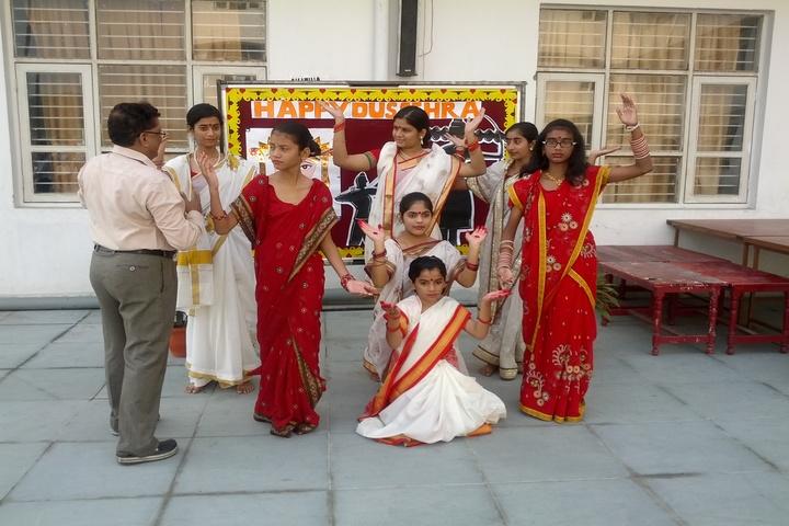 Miet Public School-Dusshera Celebrations
