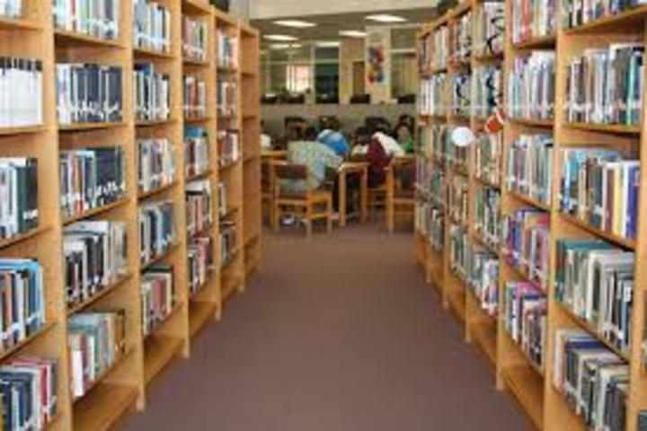 Miet Public School-Library