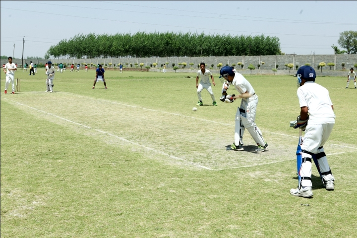 Miet Public School-Sports