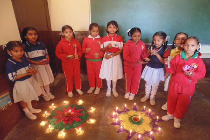 Milton Educational Academy-Diwali Celebrations