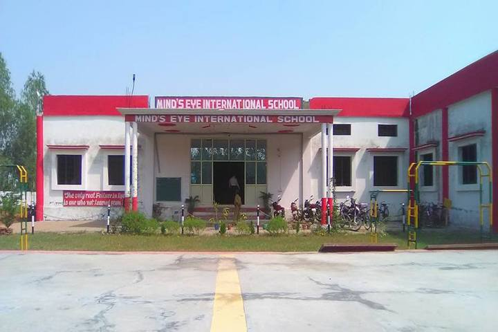 Minds Eye International School-Building