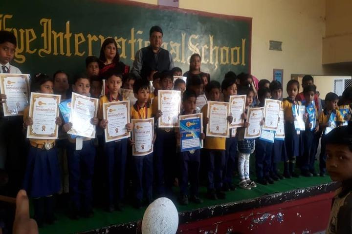 Minds Eye International School-Certificate