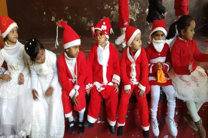 Minds Eye International School-Christmas Day