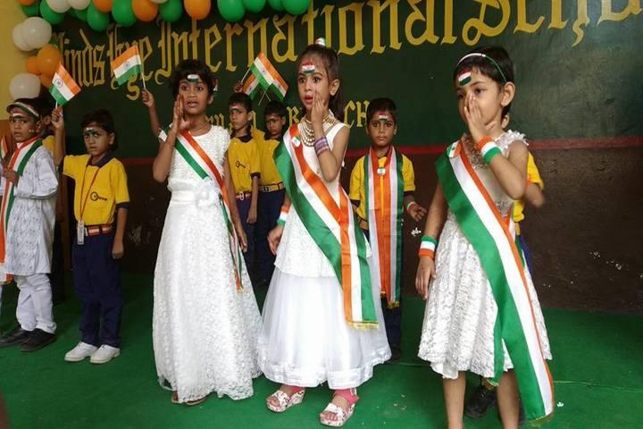 Minds Eye International School-Dance