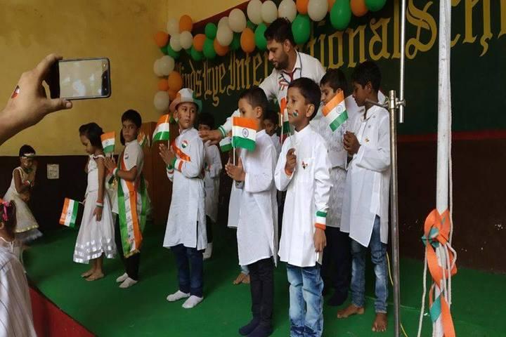 Minds Eye International School-Independance Day