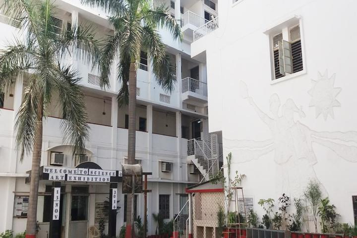 Mirzapur Lions Public School-Campus view