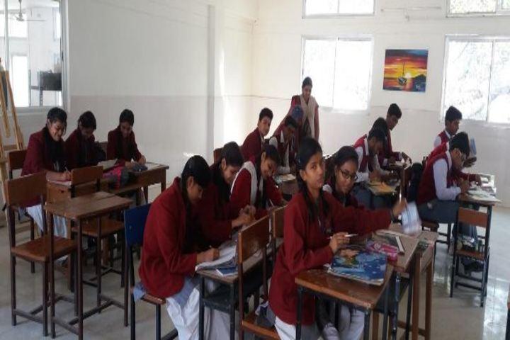 Mirzapur Lions Public School-Classroom