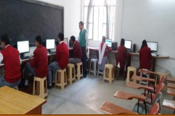 Mirzapur Lions Public School-Computer Lab