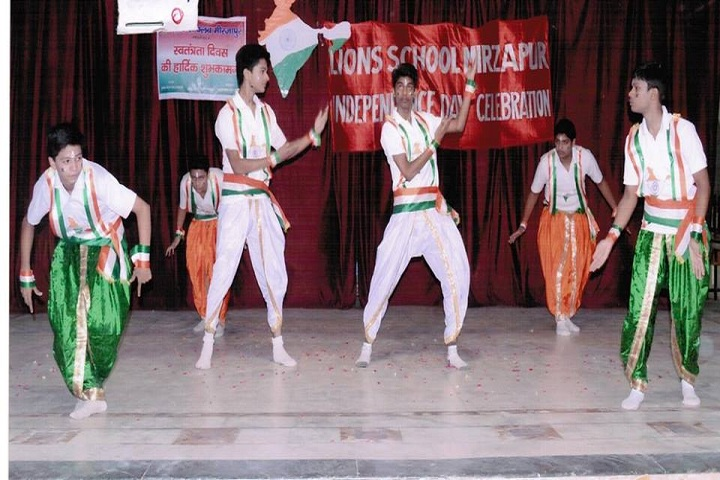 Mirzapur Lions Public School-Independence day