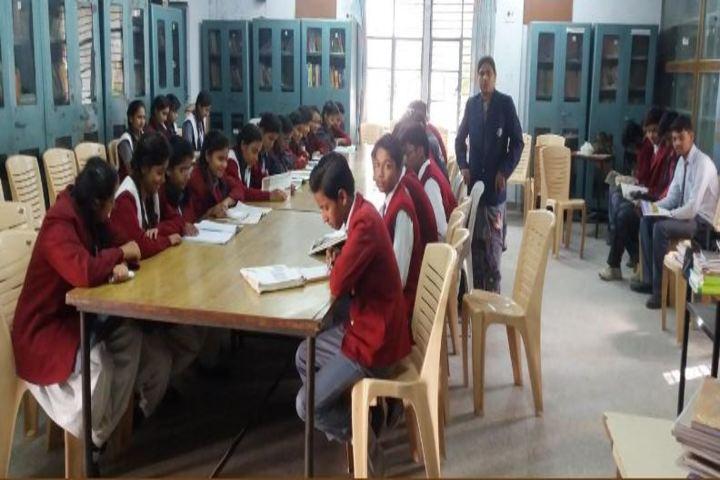 Mirzapur Lions Public School-Library