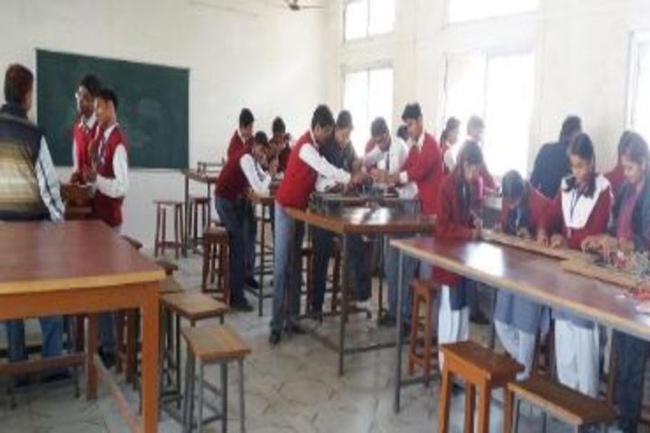 Mirzapur Lions Public School-Maths Lab