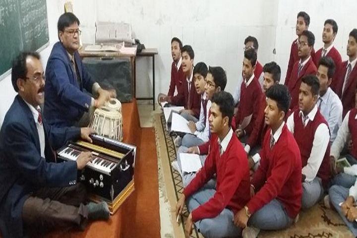 Mirzapur Lions Public School-Music room
