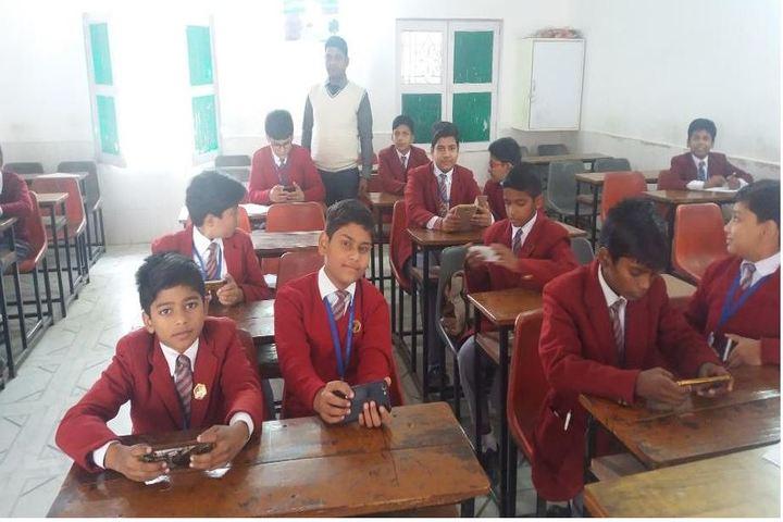 Mirzapur Lions Public School-Online Science talent Competition