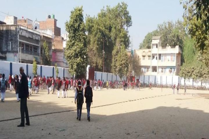 Mirzapur Lions Public School-Playground