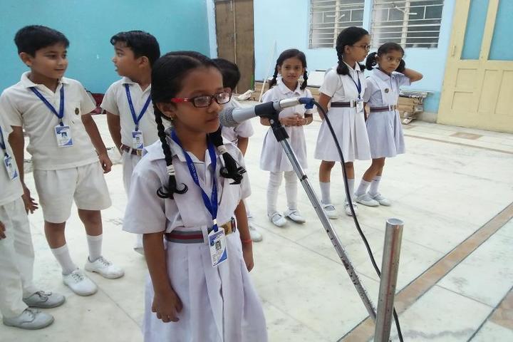 Mirzapur Lions Public School-Poetry Recitiation