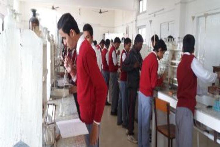 Mirzapur Lions Public School-Science Lab