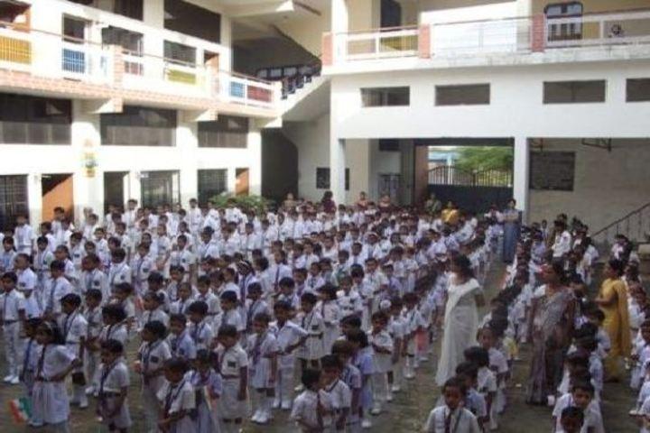 Mission International Academy-Assembly
