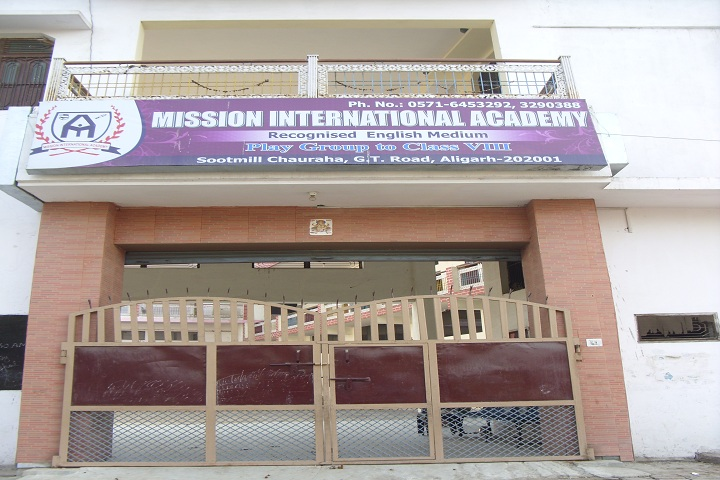 Mission International Academy-Campus view