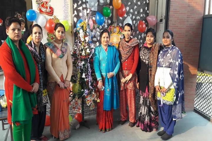 Mission International Academy-Christmas Celebrations