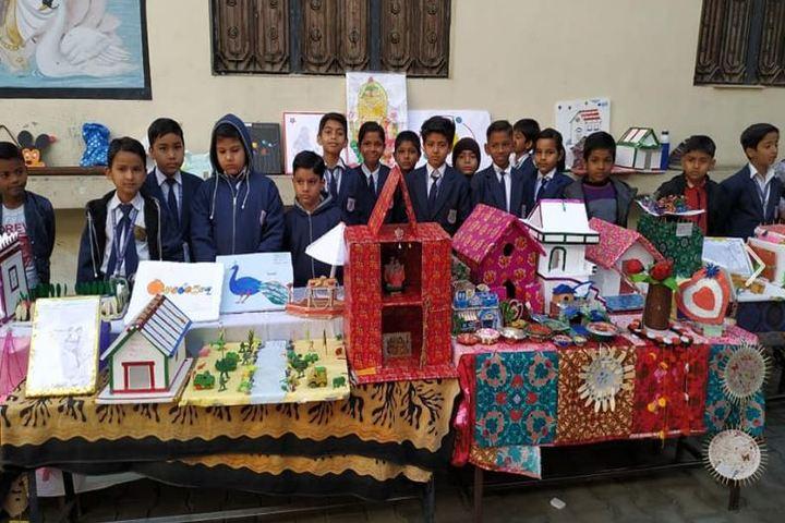 Mission International Academy-Exhibition