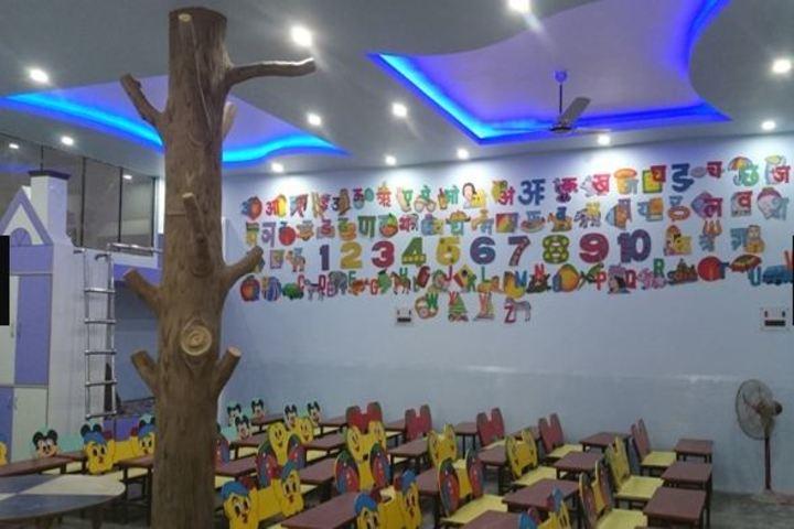 Mission International Academy-Junior wing Classroom