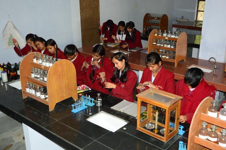 MMD Public School-Chemistry lab