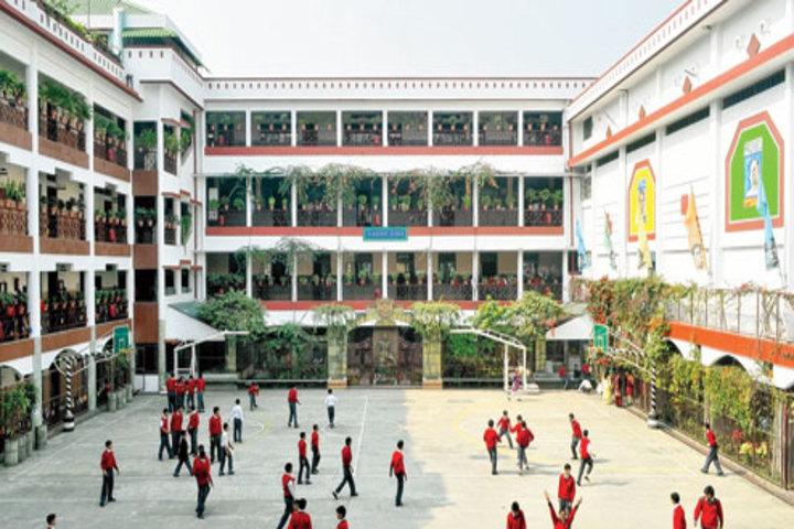 MMD Public School-Playground