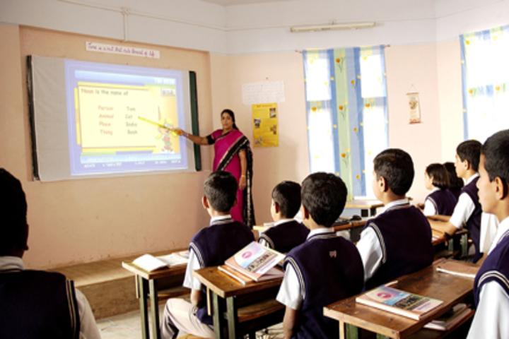 MMD Public School-Smart Classroom