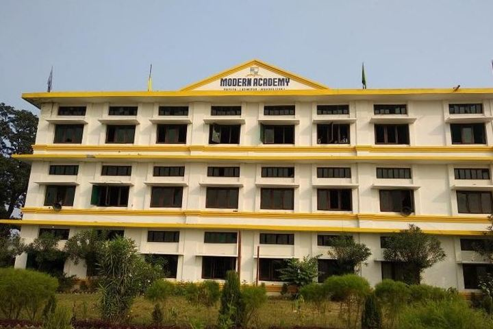 Modern Academy-Campus view