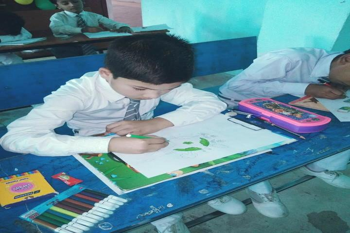 Modern Academy-Drawing Competition