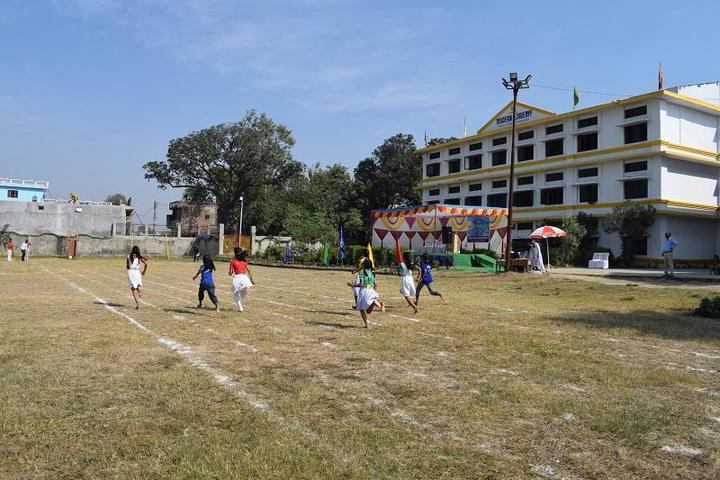 Modern Academy-Playground