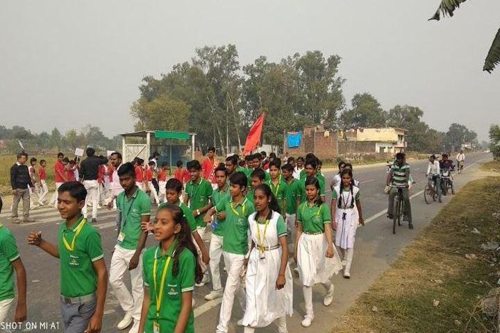 Modern Academy-Rally on Social Awareness