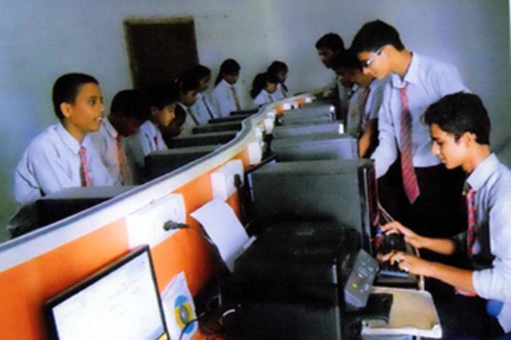 Modern Era Higher Secondary School-computer lab